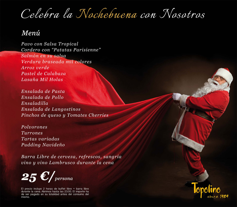 Topolino-Nochebuena